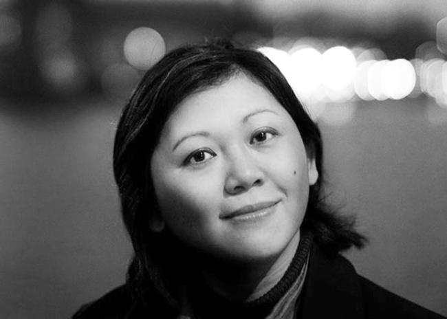 Foto de Yiyun Li (c) Roger Turesson, autora de 'Más generoso que la soledad'