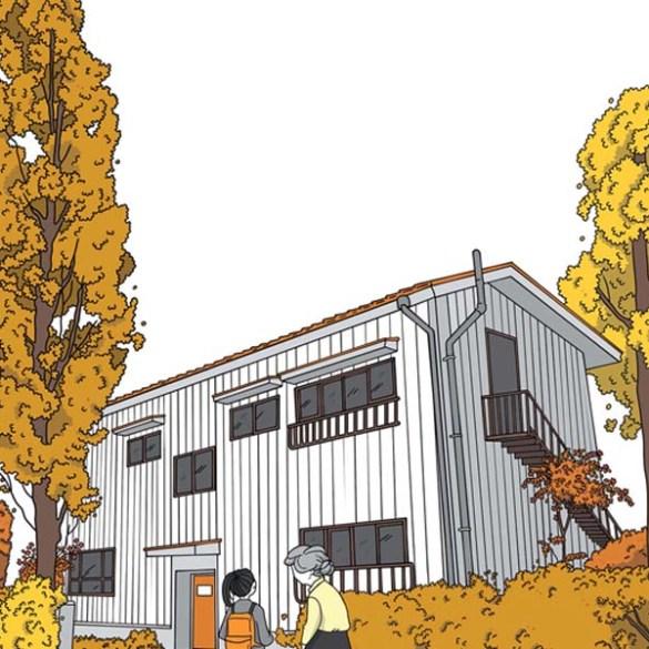 La casa del alamo - Kazumi Yumoto