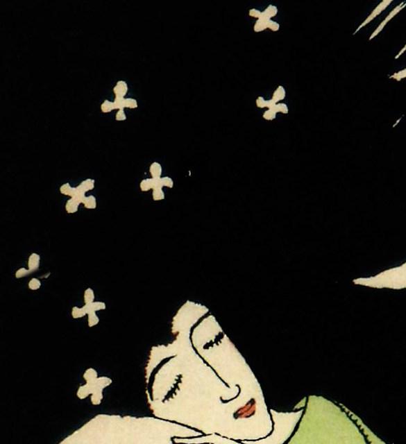 Portada de El tren nocturno de la Vía Láctea - Miyazawa Kenji. koratai.com
