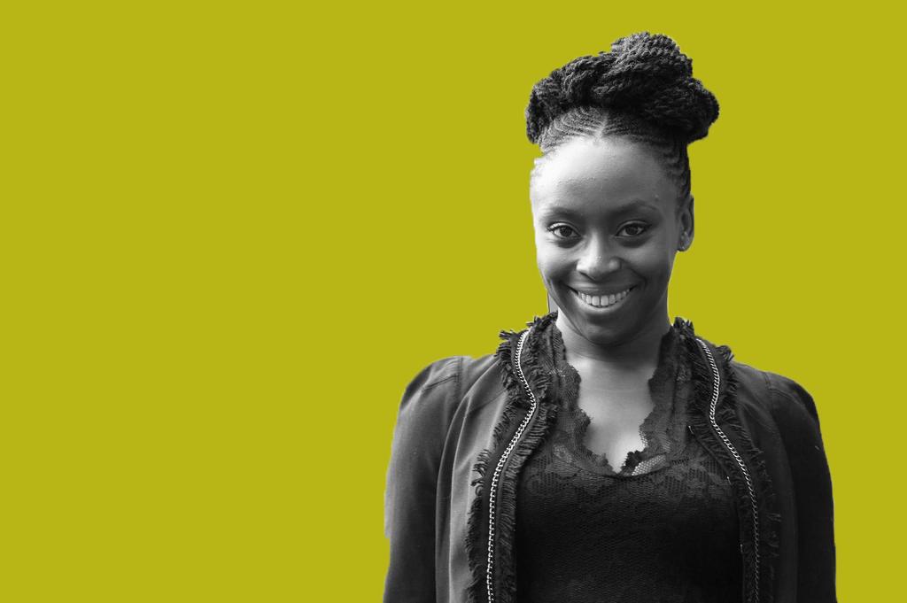 Chimamanda Ngozi Adichie, autora de Americanah