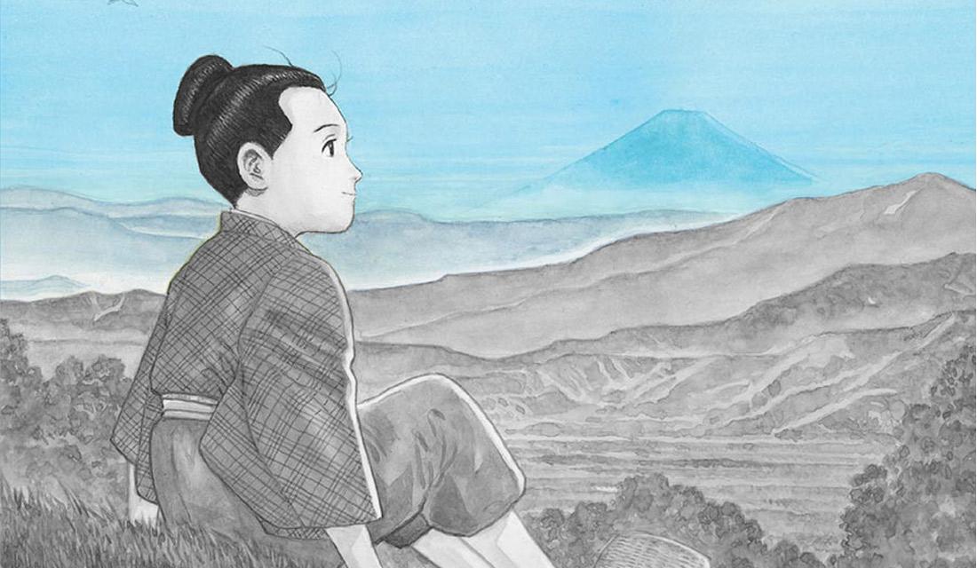 'Tomoji', de Jiro Taniguchi