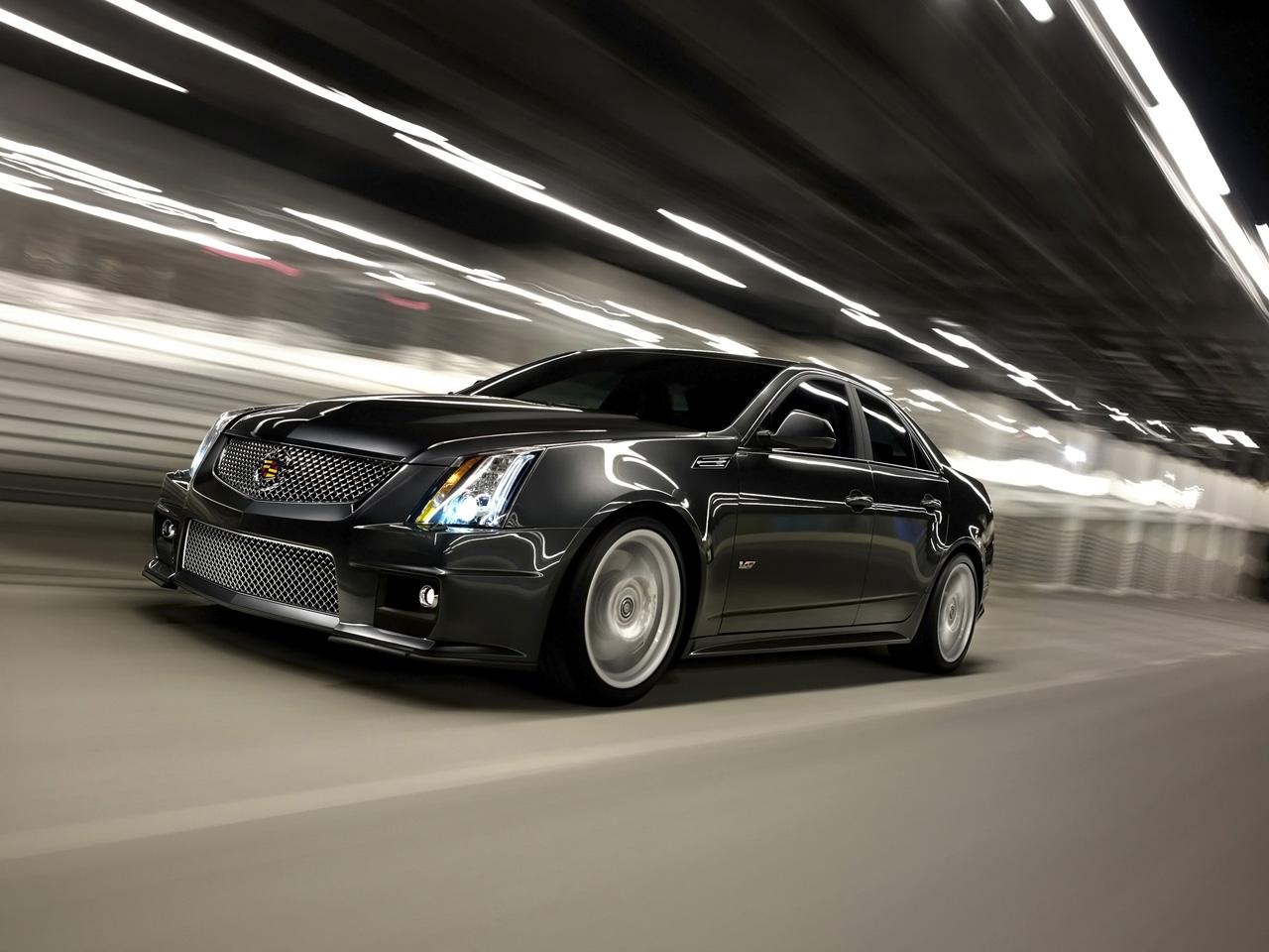 Amerikanische Edel-Power: Der Cadillac CTS-V