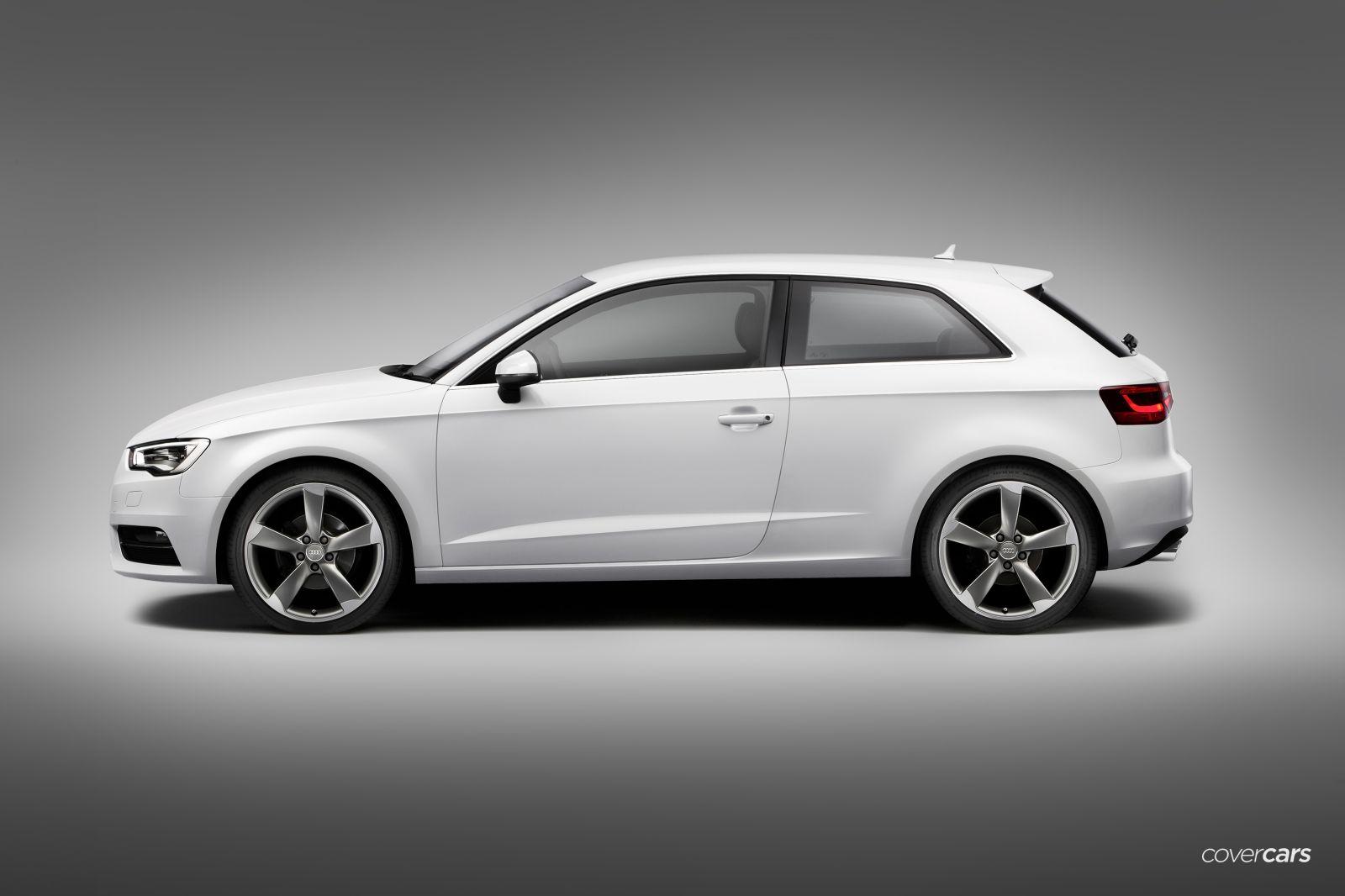 Audi A3: Erstes Auto aus dem MQB