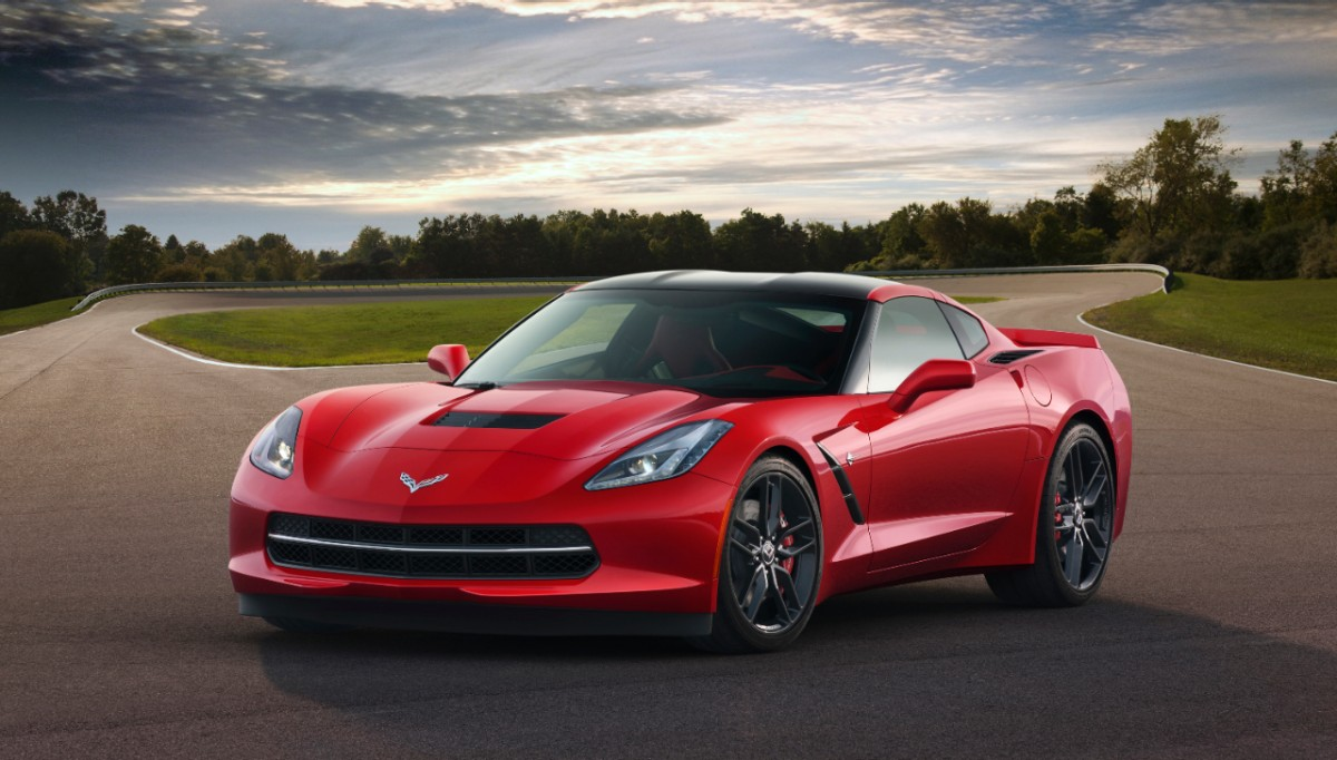 Happy 60th birthday, Corvette Stingray!