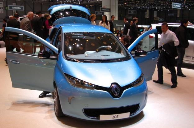 Renault Zoe Z.E. - Korays Car Blog