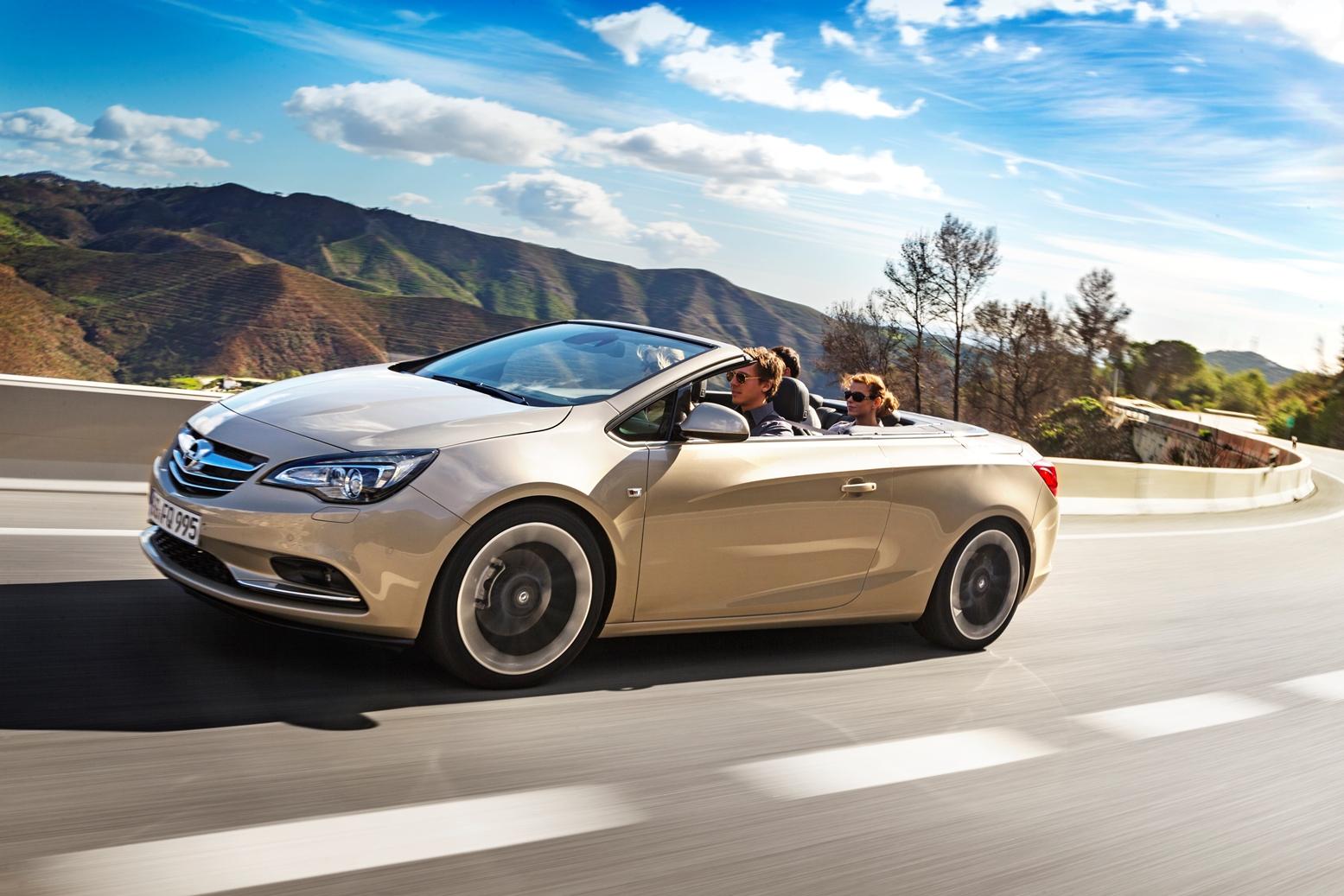 Opel Cascada: Dem (Premium-)Himmel so nah