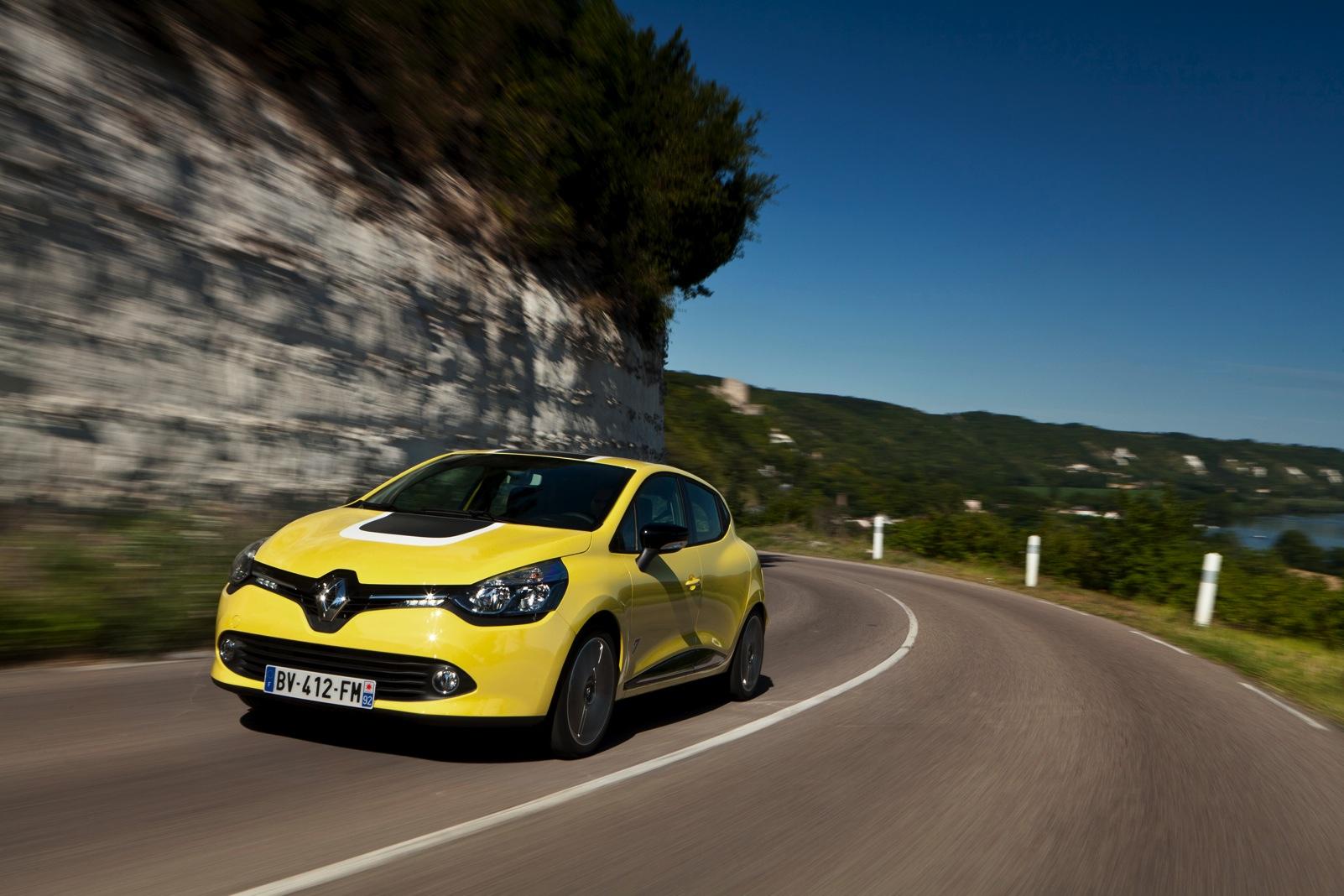 Renault Clio: Ergebnis der Schönheitschirurgie