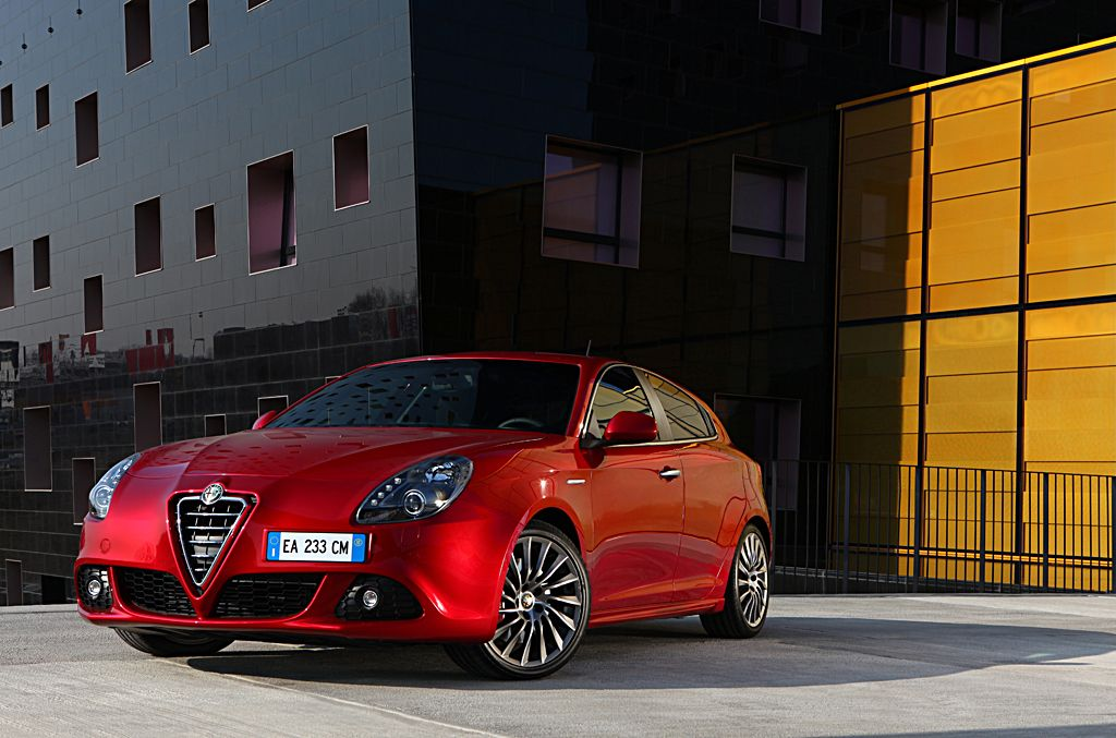 Alfa Romeo Giulietta: Die Schöne und das Biest