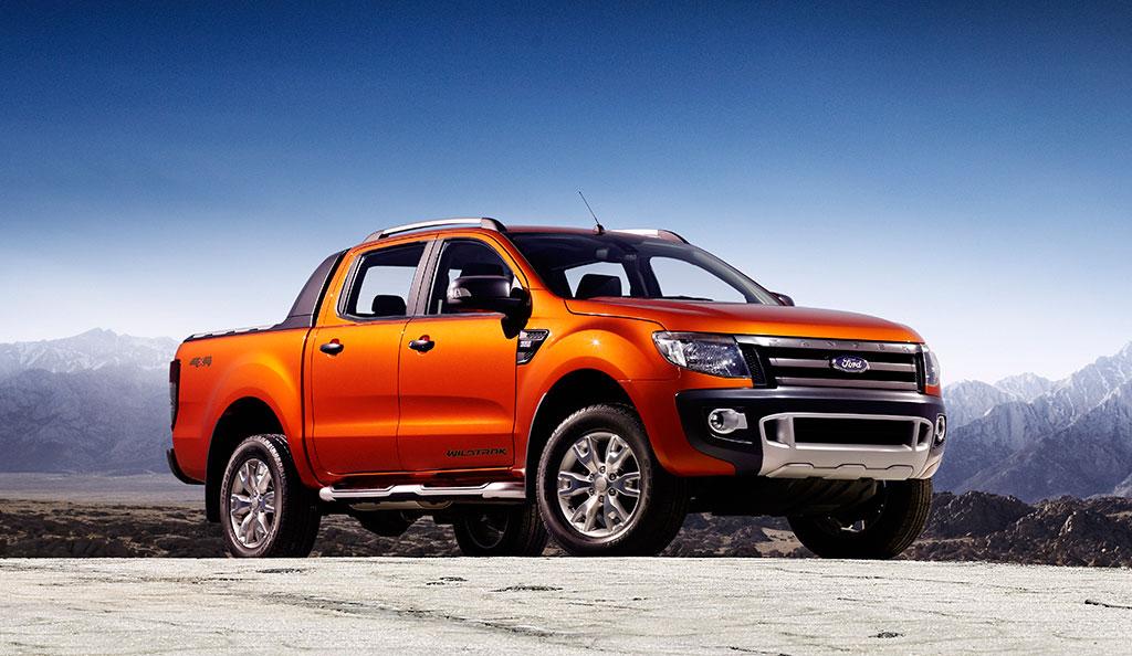 Ford Ranger: Ein rustikaler Zeitgenosse