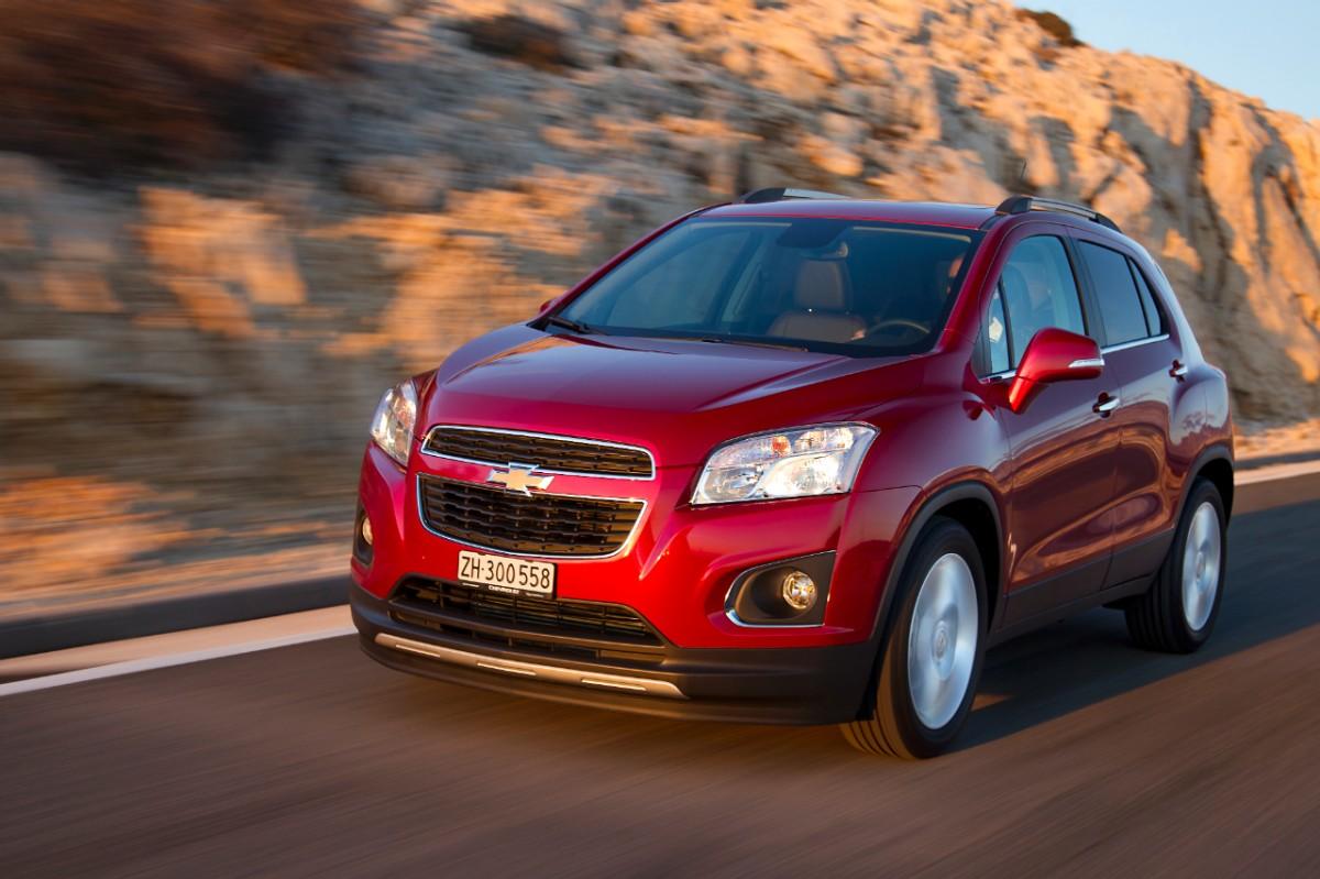 Chevrolet Trax: Zeit, Abschied zu nehmen