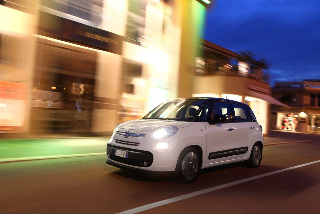 Fiat 500L CNG: Lahme Mogelpackung
