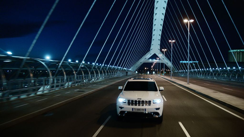 Jeep Grand Cherokee: My car is my castle