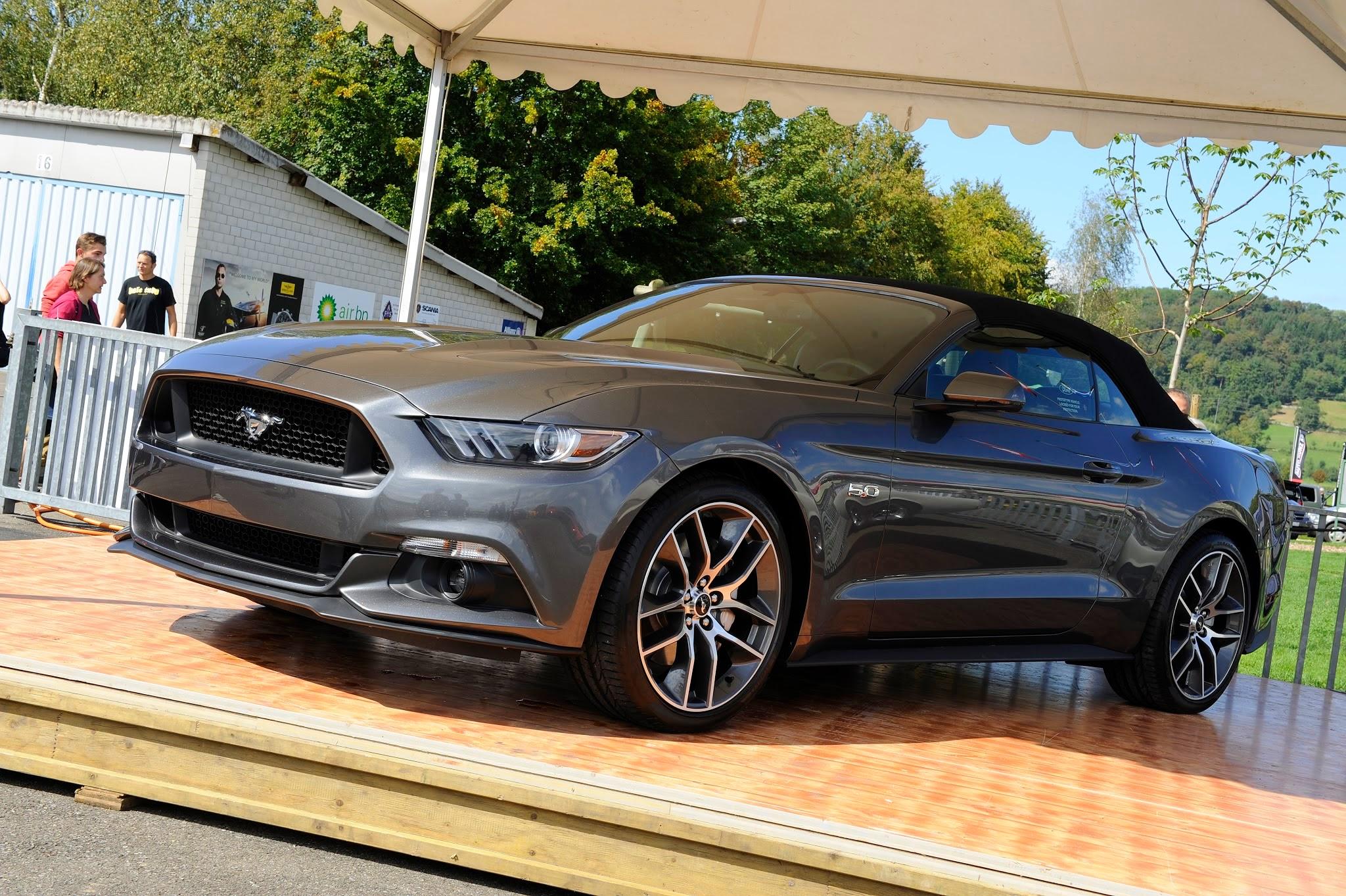 Mustang Meeting: Fotografische Impressionen