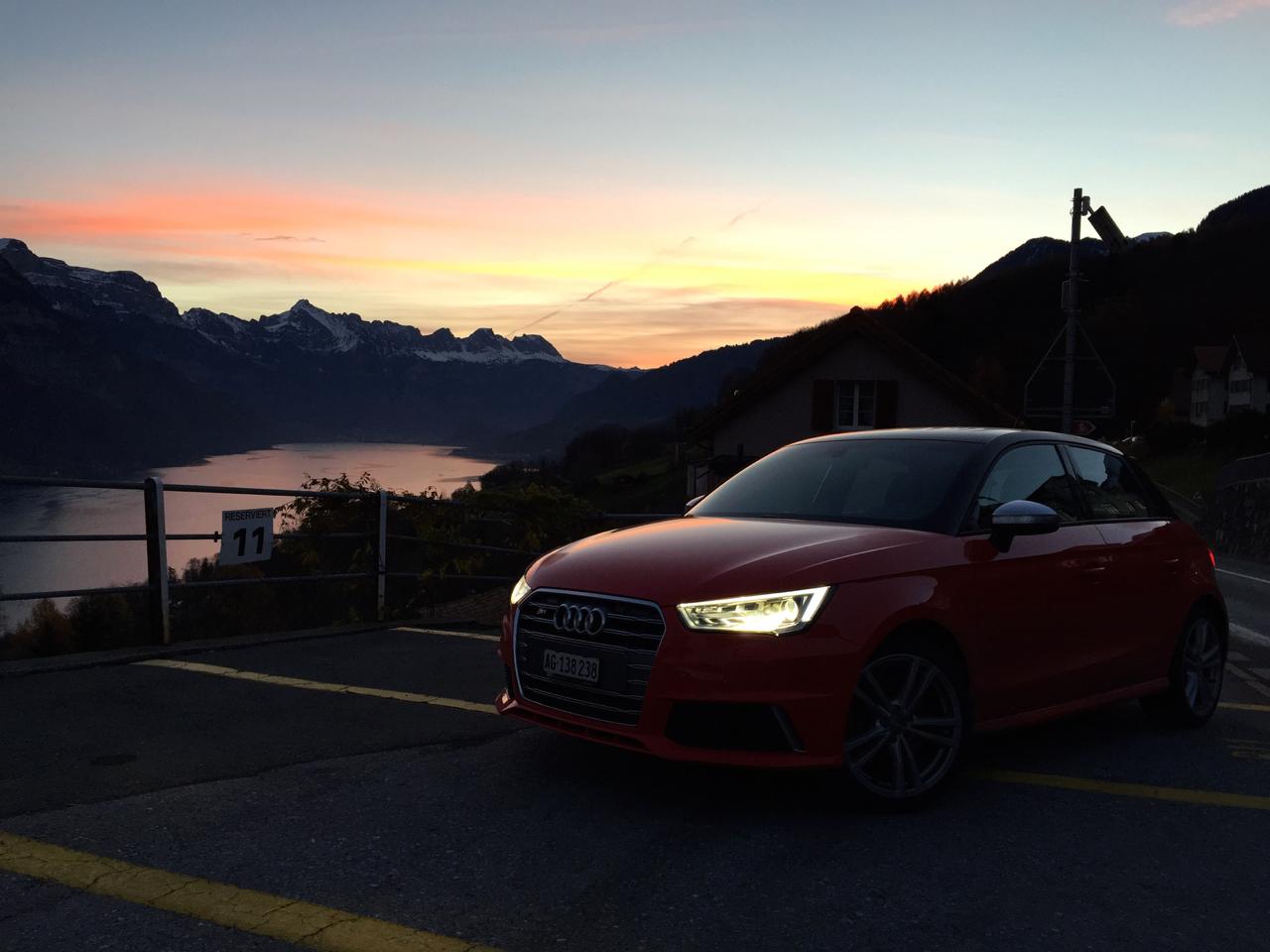 Keiner zu klein, ein Biest zu sein: Audi S1