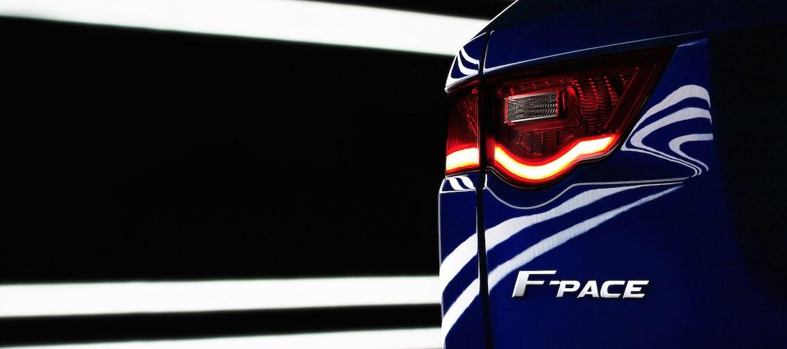 Jaguar goes SUV – der F-Pace kommt 2016