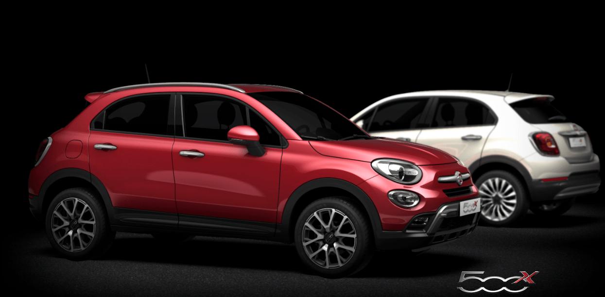 Fiat 500X: Der Aufreisser