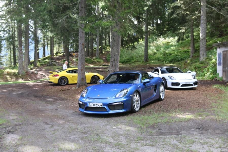 Porsche Midengine