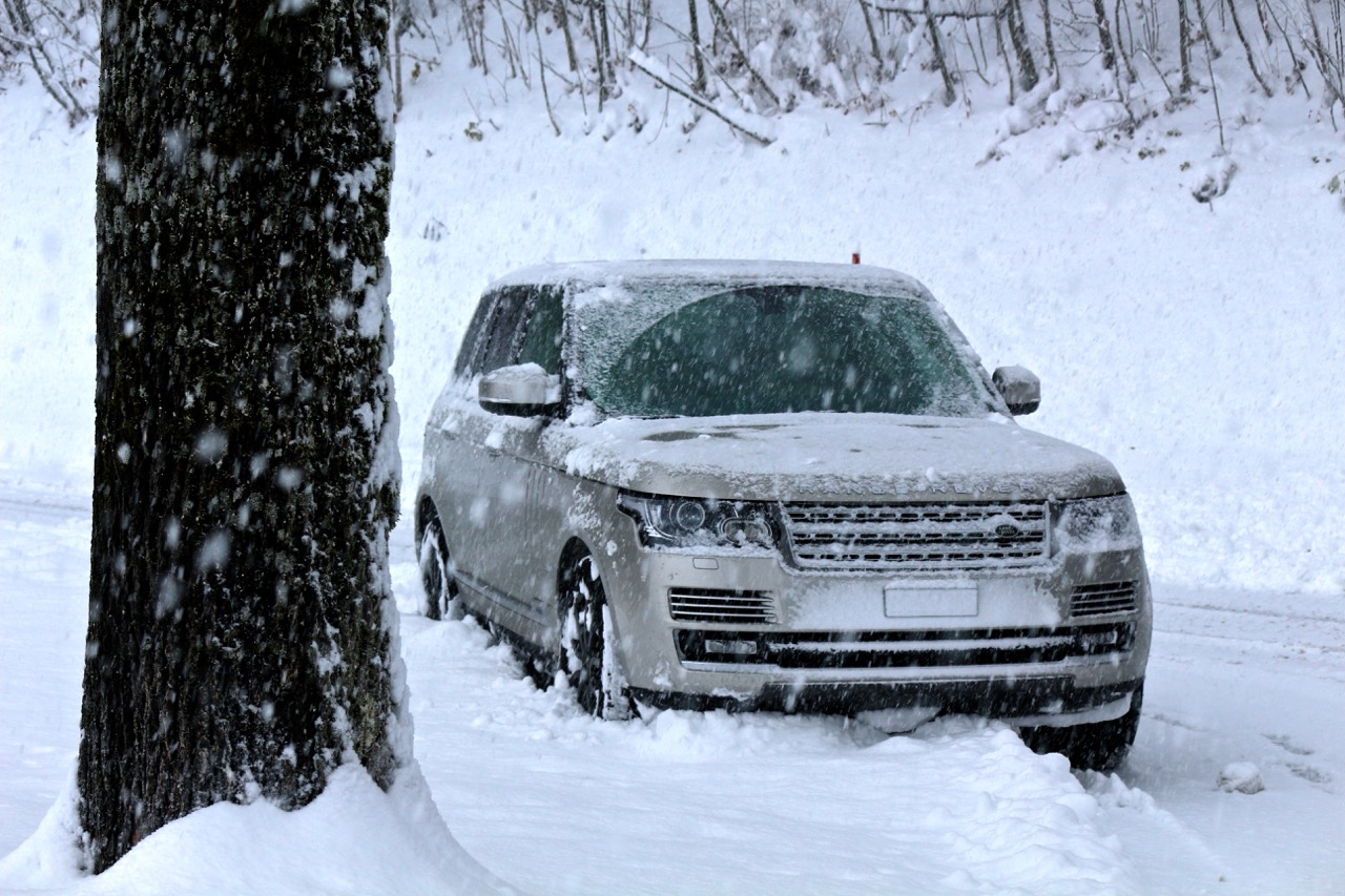 Sanfter Riese: Range Rover Hybrid