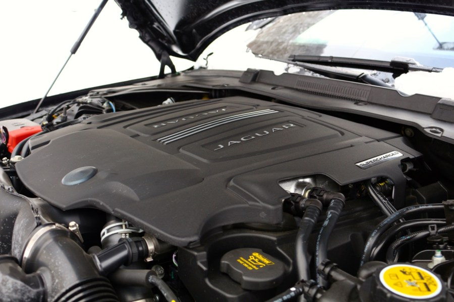 Jaguar XE S