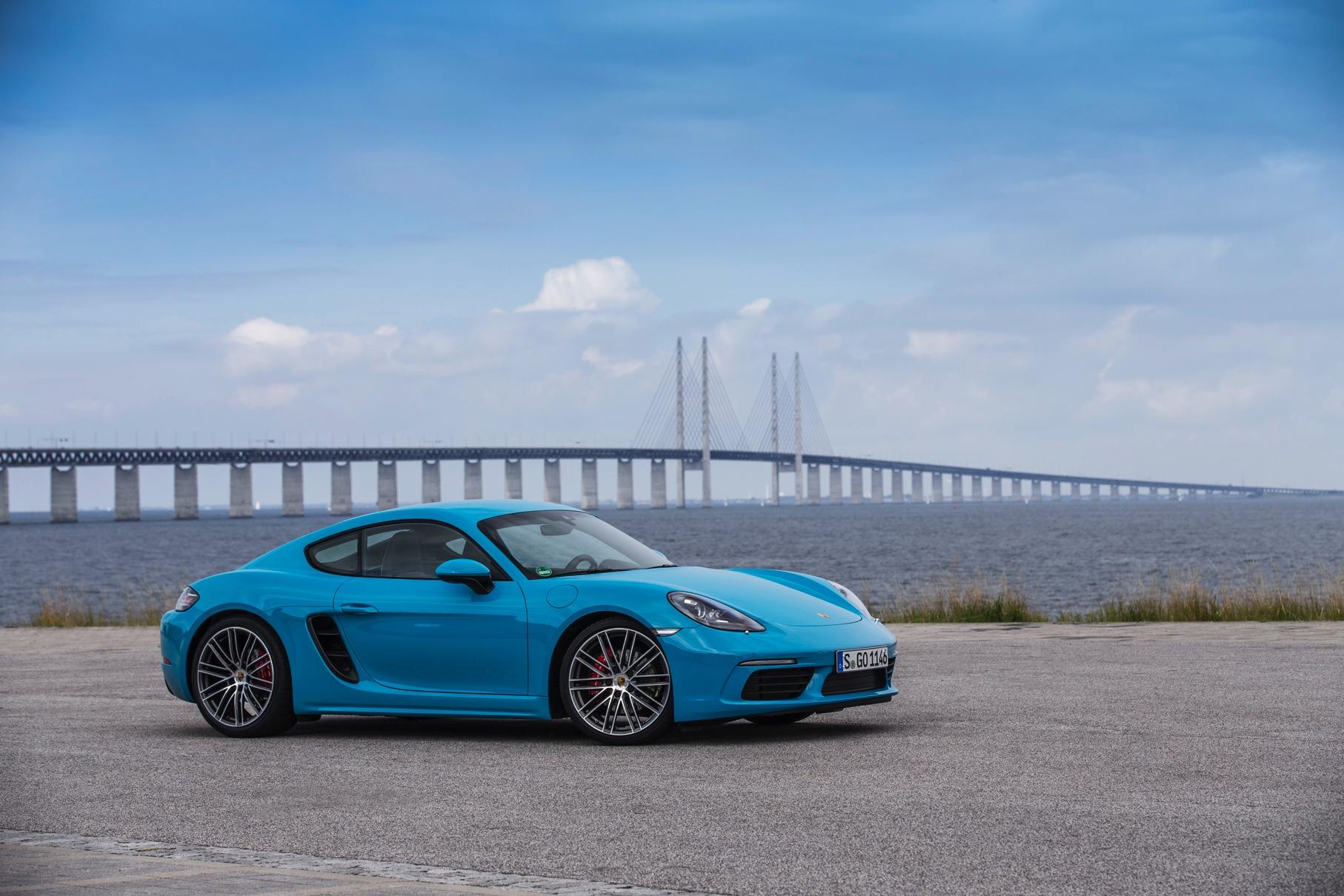 Einstiegsdroge: Porsche 718 Cayman