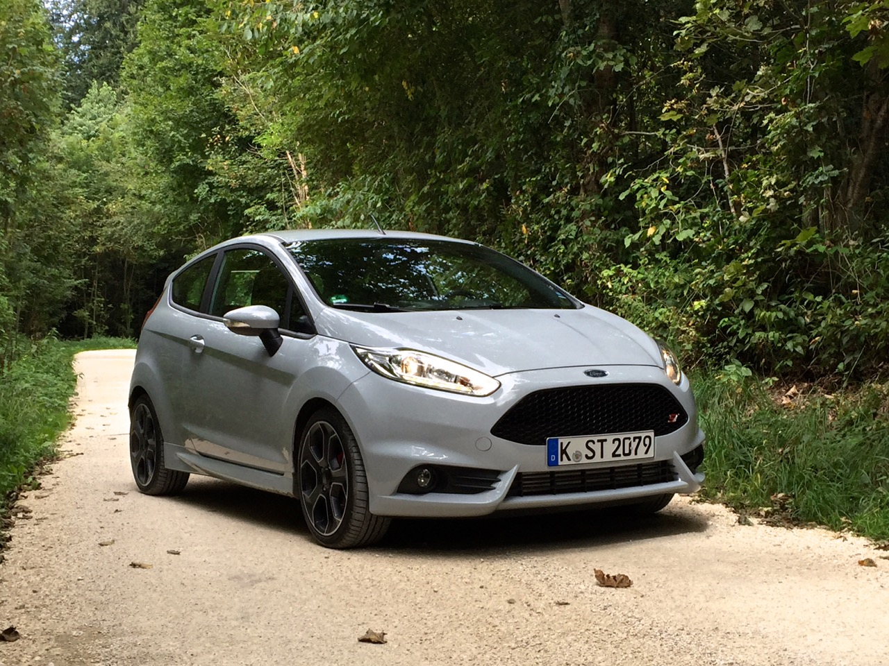 Ford Fiesta ST200: Fit im Alter