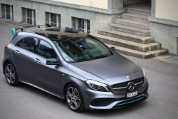 Mercedes A-Klasse Motorsport Edition