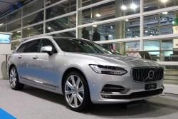 Volvo V90. Testwahrscheinlichkeit: Hoch
