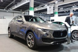 Maserati Levante. Testwahrscheinlichkeit: Hoch