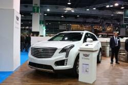 Cadillac XT5. Testwahrscheinlichkeit: Gering