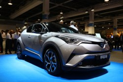 Toyota C-HR. Testwahrscheinlichkeit: Hoch