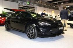 Toyota GT86 Facelift. Testwahrscheinlichkeit: Hoch