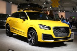 Audi Q2. Testwahrscheinlichkeit: Hoch