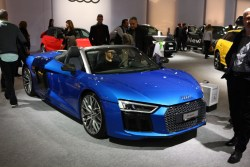 Audi R8 Spyder. Bereits getestet.