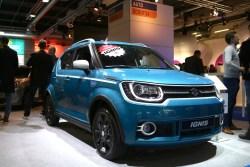 Suzuki Ignis. Testwahrscheinlichkeit: Hoch