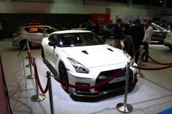 Nissan GT-R Nismo Facelift. Testwahrscheinlichkeit: Winzig