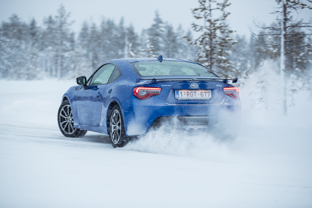 Subaru BRZ Rovaniemi