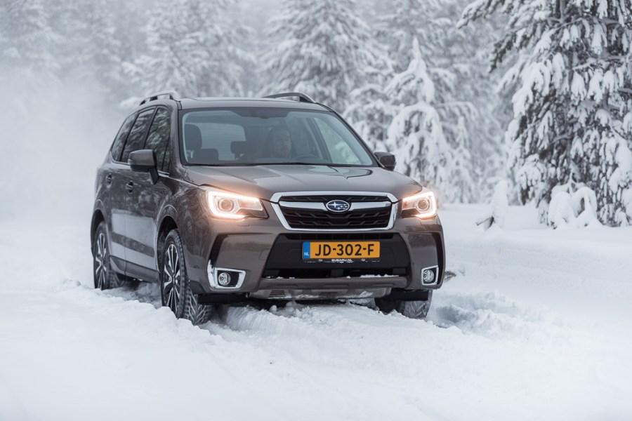 Subaru Forester Rovaniemi