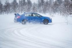 Subaru WRX STi Rovaniemi