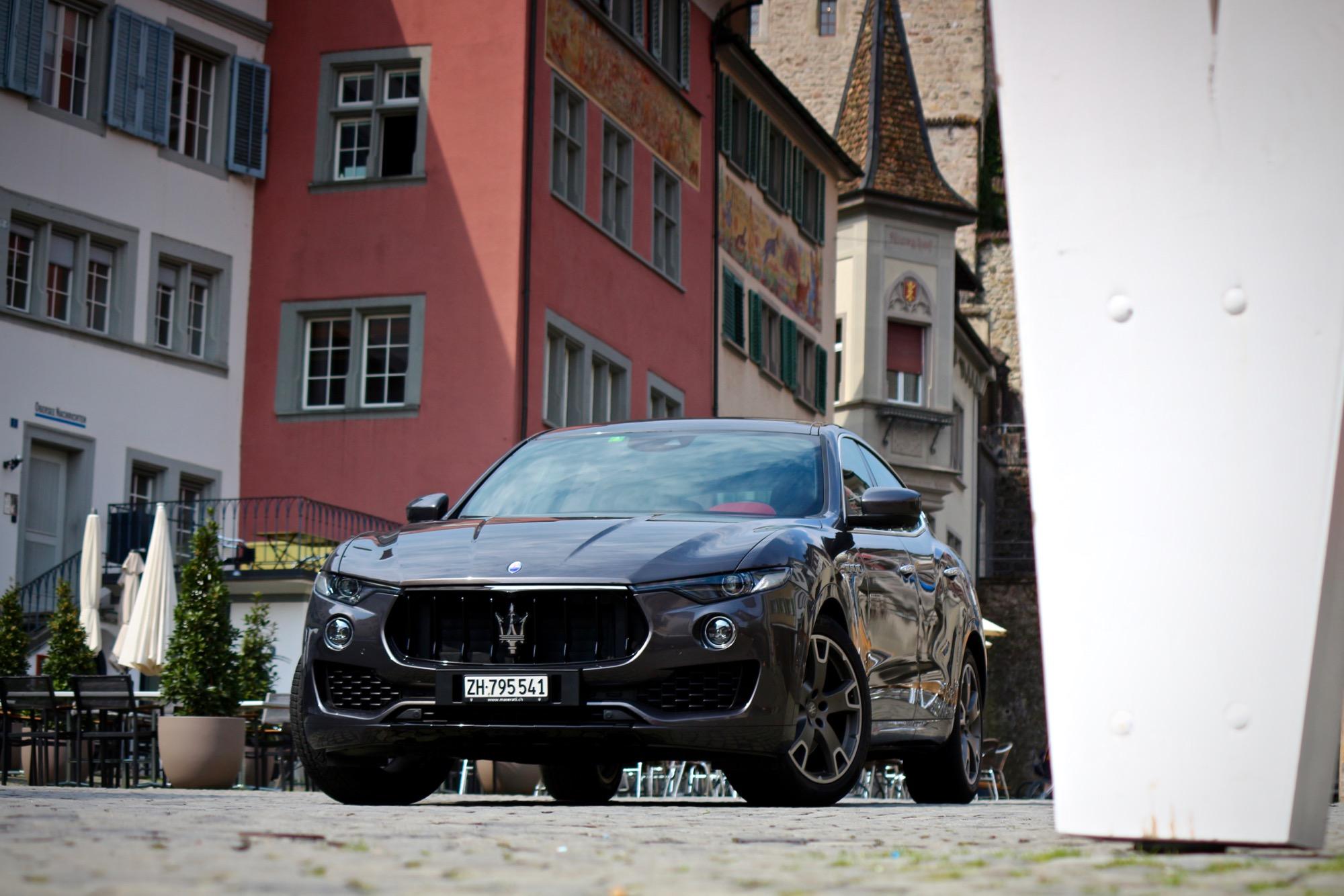 Maserati Levante Diesel: Zu neuen Ufern aufbrechen