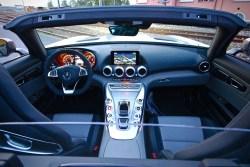 2017 Mercedes AMG GT C Roadster