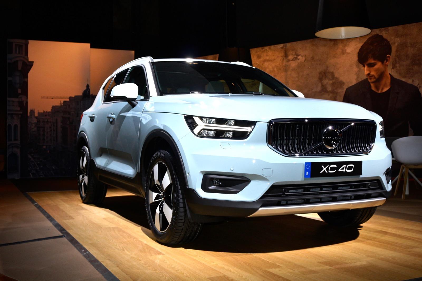 Volvo XC40: Mit Hirnschmalz