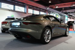 Jaguar F-Type Vierzylinder