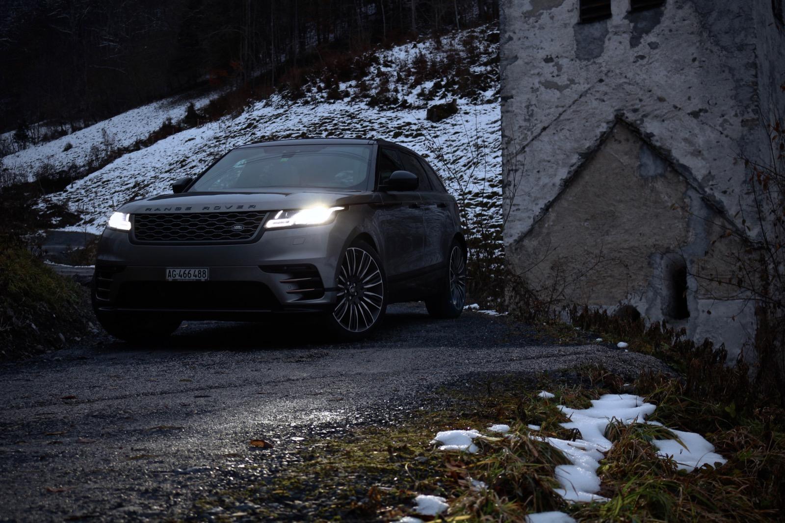 Range Rover Velar: Juwel auf Abwegen