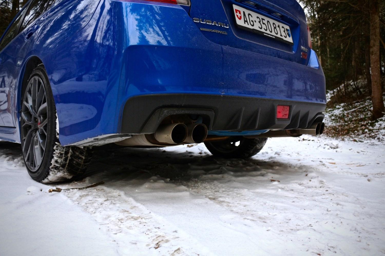 2018 Subaru WRX STi
