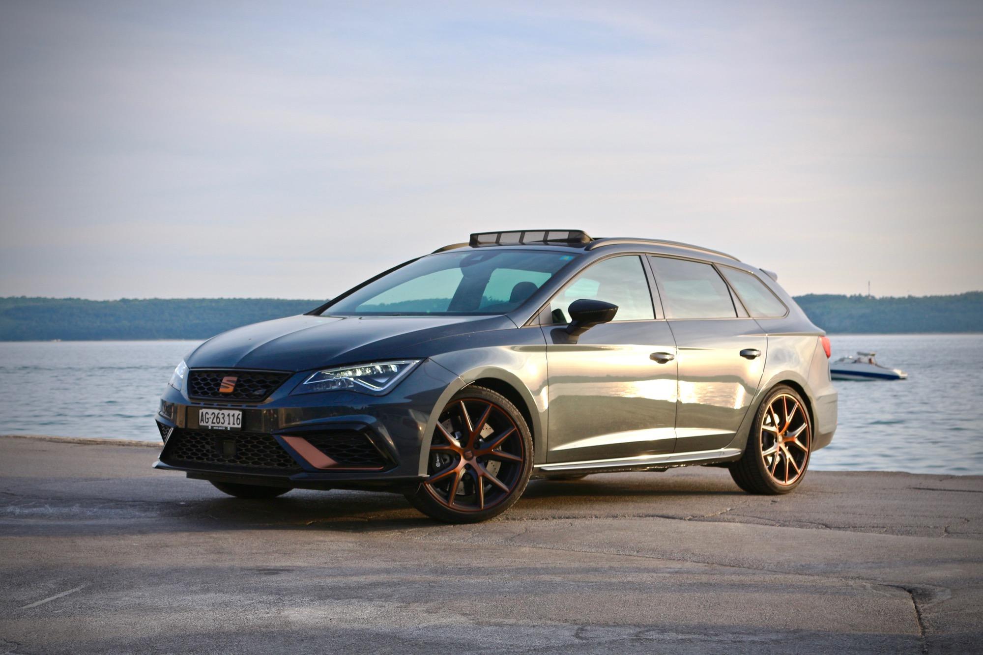 2019 Seat Leon Cupra R ST