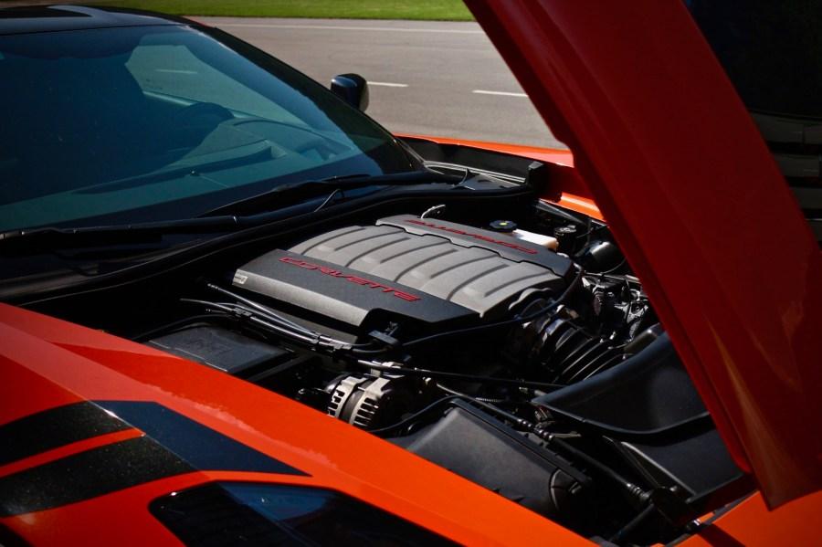 2019 Corvette C7 Grand Sport Final Edition