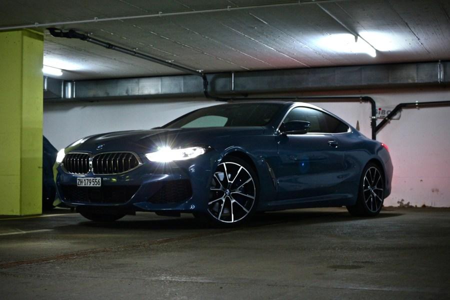 2019 BMW 8