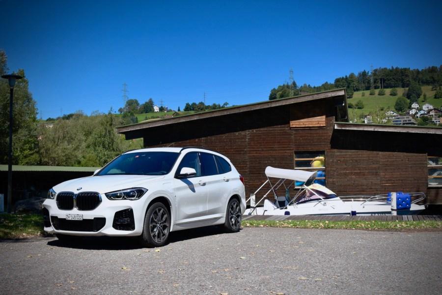 2020 BMW X1 PHEV