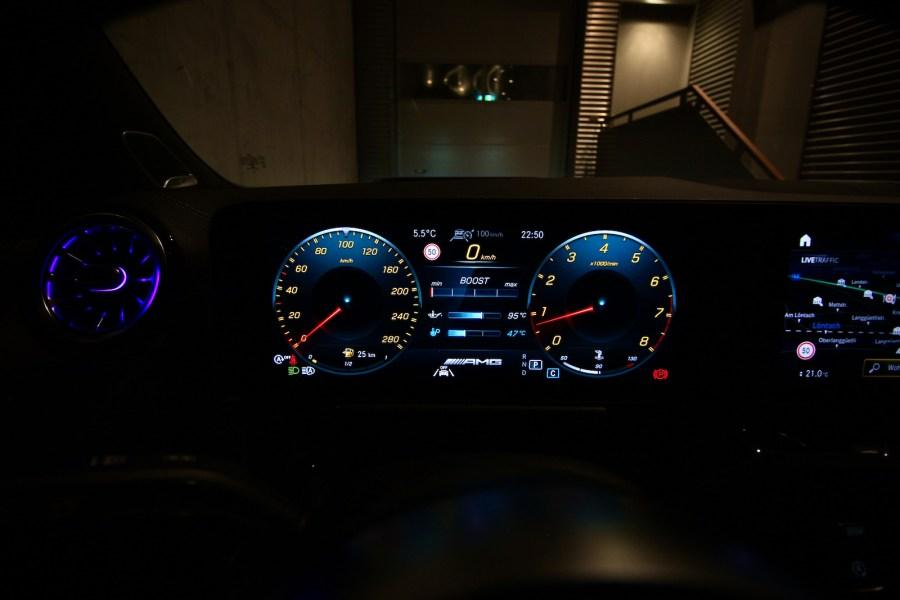 2020 Mercedes-AMG GLA 35