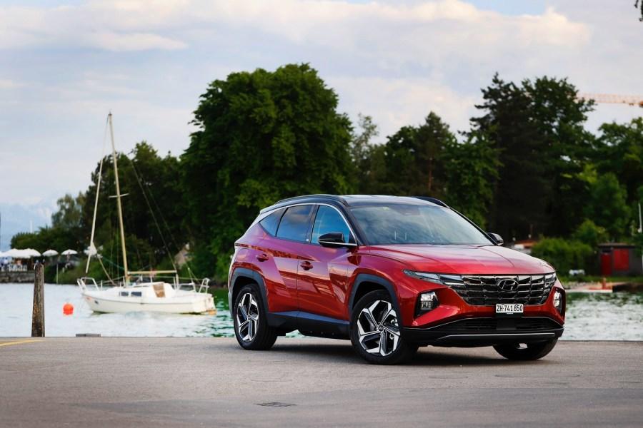 2021 Hyundai Tucson PHEV
